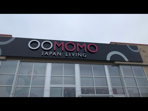 Oomomo Toronto Review. Japanese Dollar Store