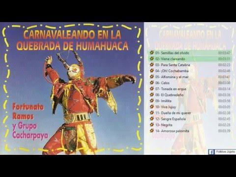 Fortunato Ramos - Carnavaleando en la Quebrada de Humahuaca [CD Completo]