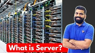 What is a server? Servers Explained in details