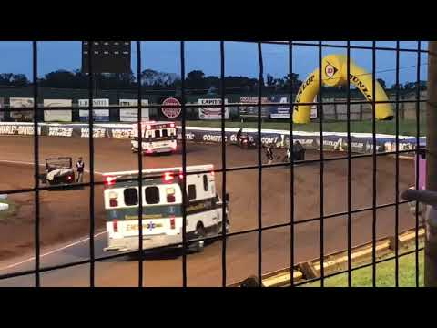 American Flat Track racing at Williams grove