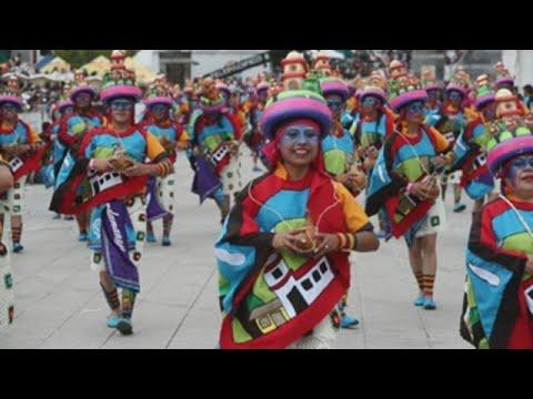 Pasto Homenajea A La Pachamama En Segundo Día Del Carnaval De Negros Y Blancos Youtube
