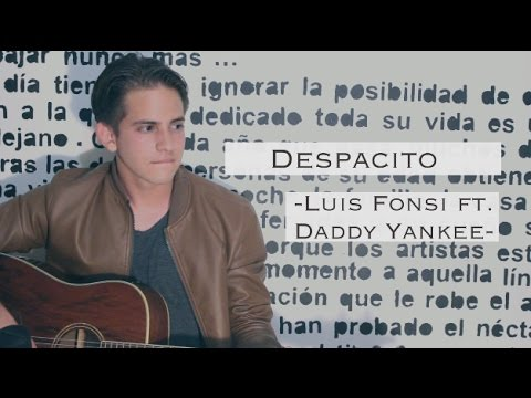 Luis Fonsi - Despacito ft. Daddy Yankee / GIADANS (COVER)