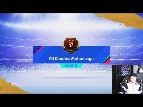 INSANE 57TH IN THE WORLD TOP 100 SERIE A TOTS FUT CHAMPIONS REWARDS! FIFA 19