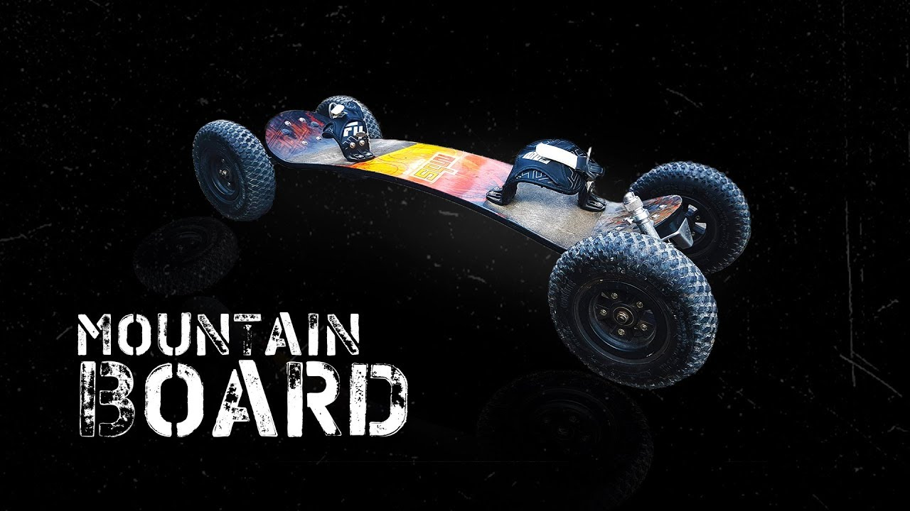 Mountainboard. Маунтинборд. - YouTube