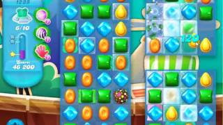 Candy Crush Soda Saga Level 1235 - NO BOOSTERS