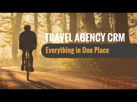 [HD] Travel Agency CRM: Everything in One Place