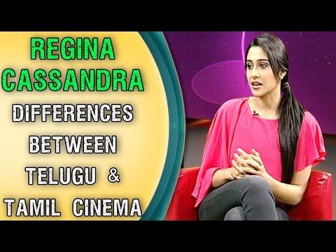 Regina Cassandra About Differences Between Telugu Cinema & Tamil Cinema - Weekend Guest