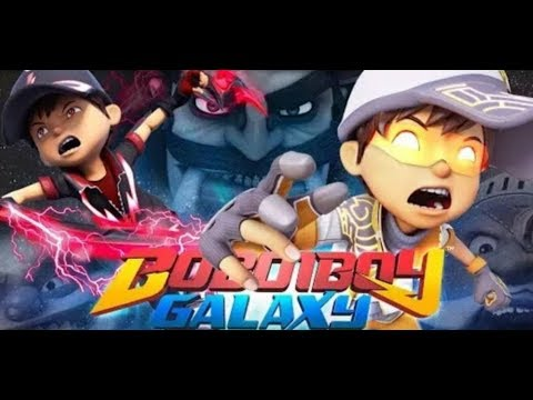 Boboiboy-On My Way  [AMV]-[INDONESIA]