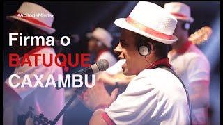 Show de samba com o Grupo Apito de Mestre em festa de aniversário