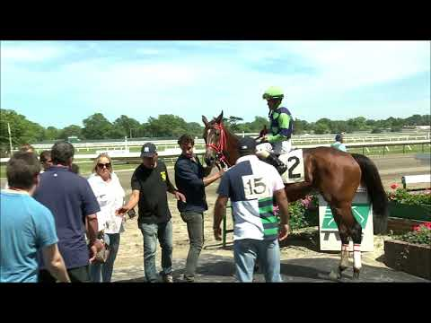 video thumbnail for MONMOUTH PARK 6-9-19 RACE 5