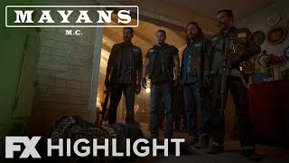 Mayans MC  Season 2 Ep 10 Potter Call Highlight  FX