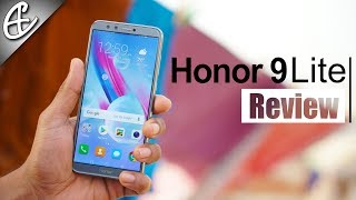 Honor 9 Lite Review - Lite Shows Its Might?