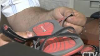 Бракованную пару обуви продавец отказывается менять или возвращать деньги(, 2015-07-09T08:29:59.000Z)