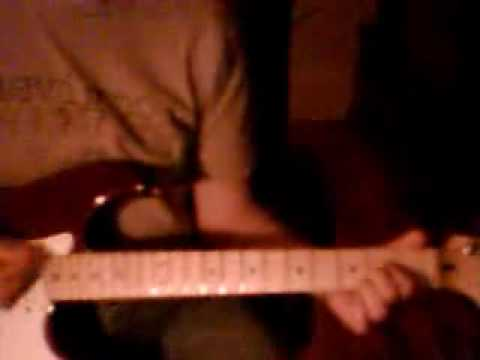 Staind - Everything Changes Guitar chords cover