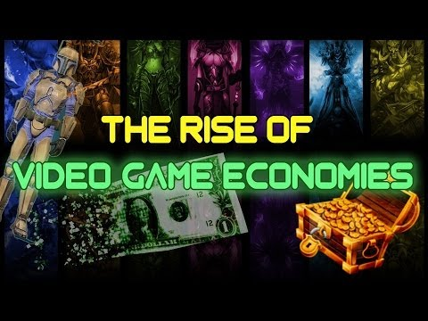 The Rise of Videogame Economies | Off Book | PBS Digital Studios