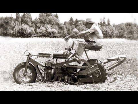 MOTOCYKL ZAMIAST TRAKTORA? [Matheo780]