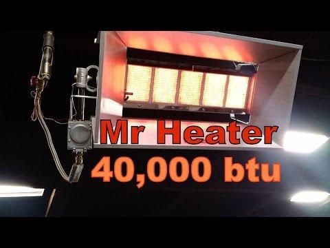 Mr. Heater Shop Heater