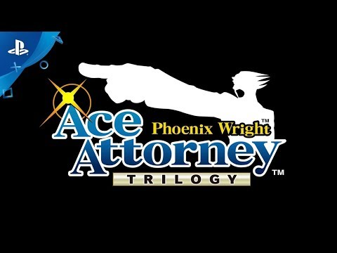 Phoenix Wright: Ace Attorney Trilogy | Launch Trailer | PS4