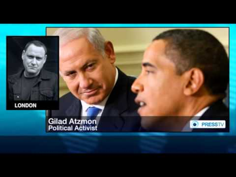Gilad Atzmon On Press TV: Israeli lobby a 'threat' to Western politics