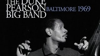 Duke Pearson Big Band - Night Song (Theme from Golden Boy)