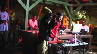 I GRADE DUB in the Fishmarket I, part 2 of 4 - Ancient King, Junior P, X-Kaliba & Sekhu