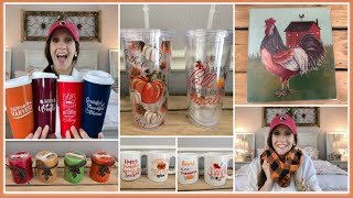 DOLLAR TREE HAUL | A MUST SEE FALL HAUL * BEST FALL MUGS & TUMBLERS! 2019
