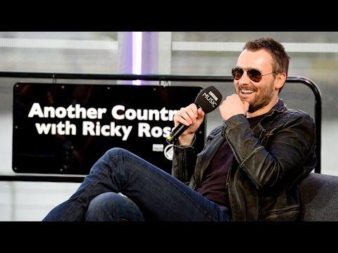 Eric Church - Interview