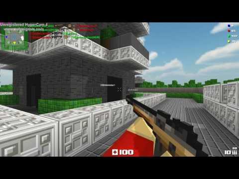 Игра хуже Майнкрафта?/ Обзор на Blockade 3D