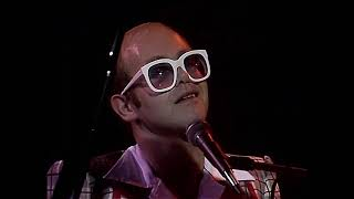 Elton John - Border Song (Live at the Playhouse Theatre 1976) HD *Remastered