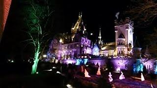 Weihnachtsfunkeln auf der Drachenburg