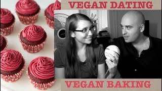 Vegans Learning to Bake in College (+ Sex / Relationship Misc.)