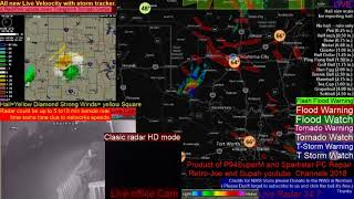 Live North Central Oklahoma Charles weather Live Stream