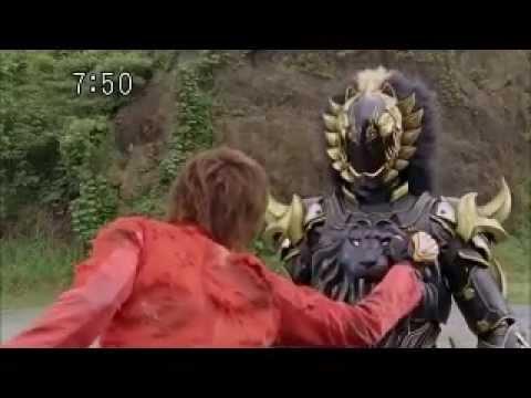 The Top 5 Super Sentai Series