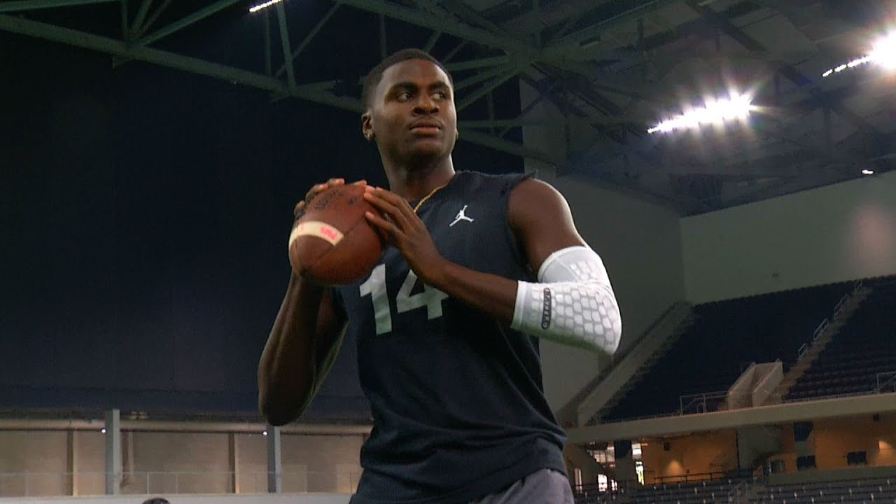 Let's Go Places on the Recruiting Trail: Justin Rogers, Parkway QB - Sports Stars of Tomorrow