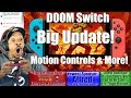DOOM Gets A HUGE Update On Nintendo Switch! Motion Controls & More!