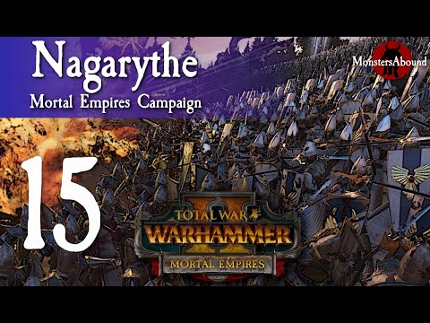 Total War: Warhammer 2 Mortal Empires - Nagarythe #15