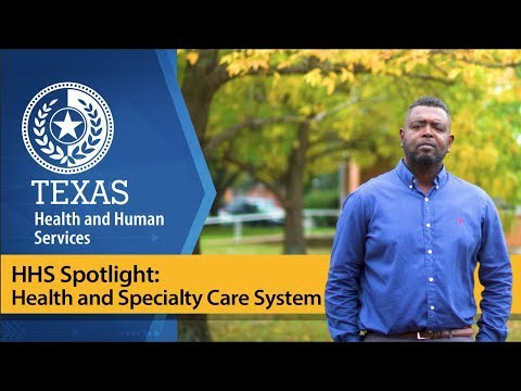 HHS Spotlight - Health And Specialty Care System