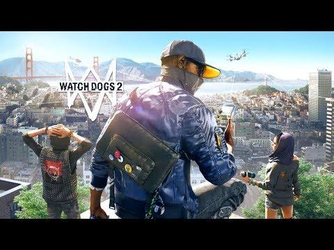 Watch Dogs 2 (2016) - Film d'action Complet en Français (jeu vidéo)