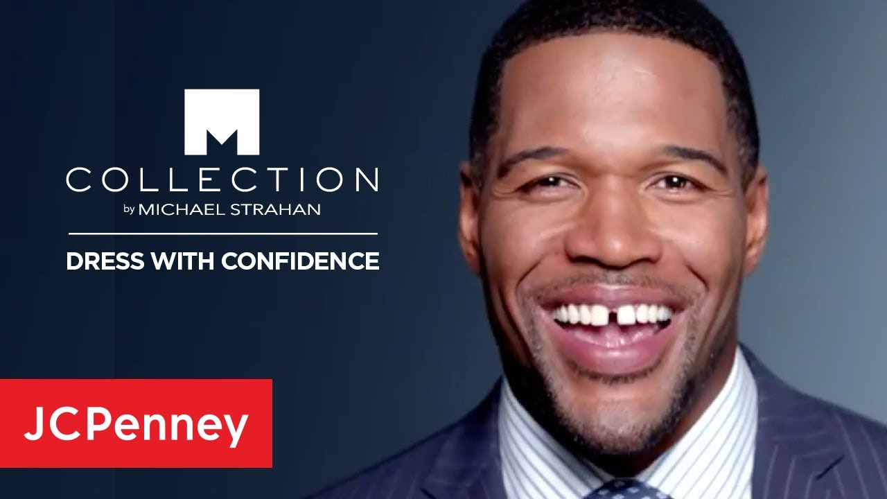 2a9738530 Collection by Michael Strahan Exclusively at JCPenney - YouTube