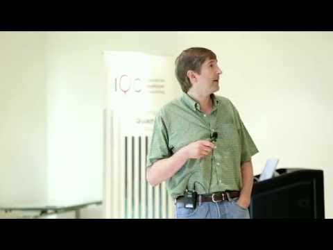 Magnetic imaging using NV-diamond: techniques & applications - Ronald Walsworth