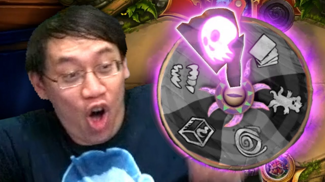 Someone Got ROD OF ROASTED!! | Control Warrior | Madness at the Darkmoon Faire | Hearthstone