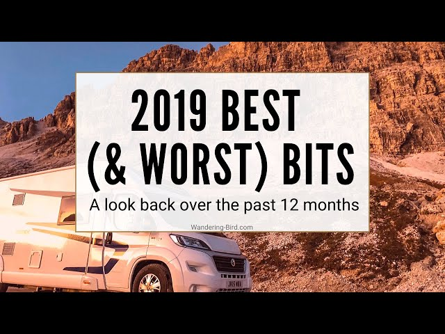 2019 Review- a look back at the best (and worst!) bits of 2019 - Wandering Bird