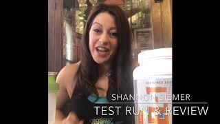 TEST RUN & REVIEW: 1st Phorm Level 1 Pumpkin Spice Latte
