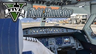 If GTA 5 was a Flight Simulator