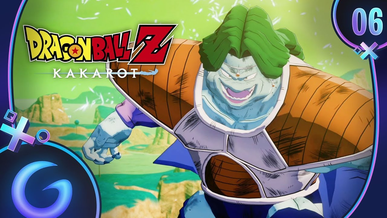 DRAGON BALL Z KAKAROT FR #6 : Vegeta contre Zarbon !