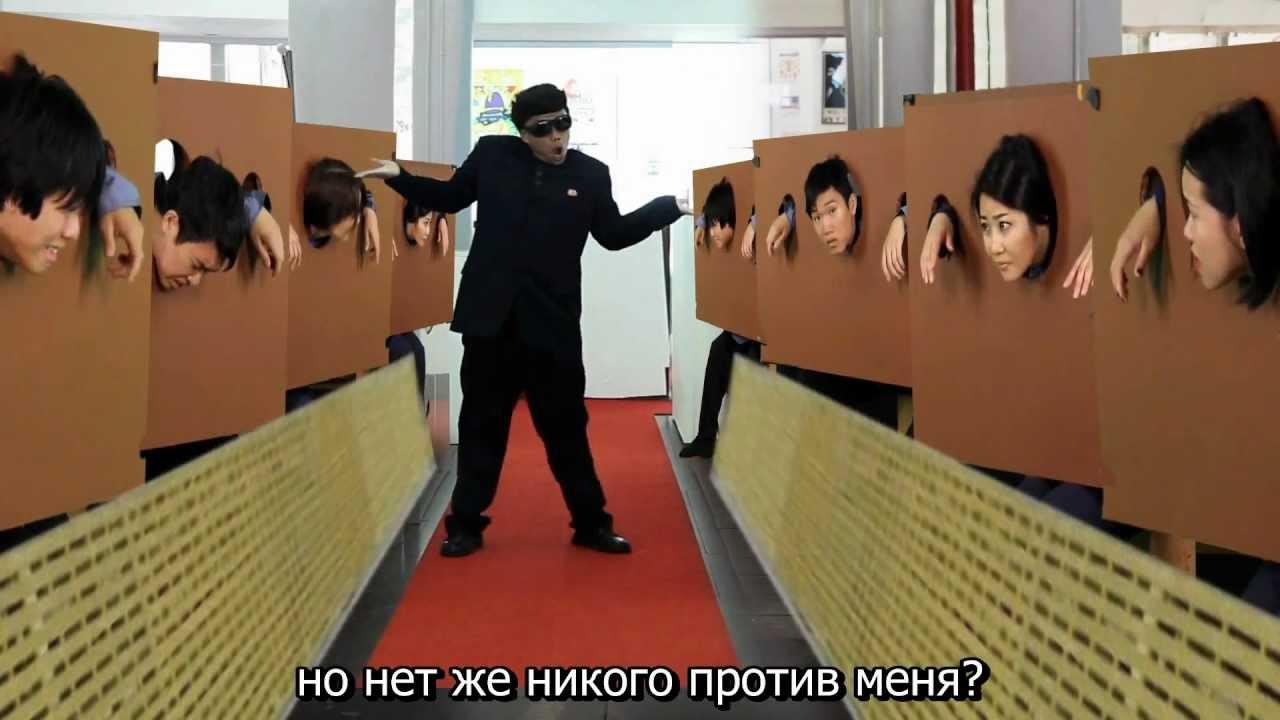 GANGNAM STYLE - PARODY! KIM JONG STYLE!   Key of Awesome