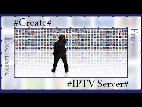 \90/ How to create your own IPTV server for free part4 Assembly