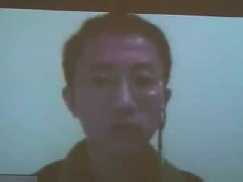 China : Interview of Hu Jia before his arrest.