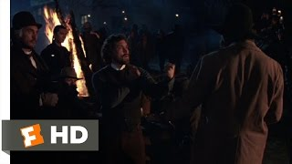 Young Guns (2/10) Movie CLIP - You and I (1988) HD