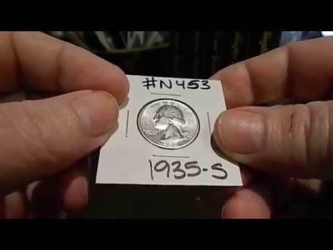1935 S for the Washington Quarters album